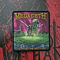 Megadeth - Patch - No more Mr. Nice Guy Patch