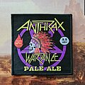 Anthrax - Patch - Anthrax Wardance Pale Ale