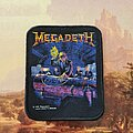 Megadeth - Patch - Rust in Peace Patch