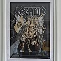 Kreator - Other Collectable - KREATOR Screen Print Poster