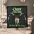 Ozzy Osbourne - Patch - No rest for the wicked patch