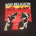 Bad Religion - TShirt or Longsleeve - BAD RELIGION recipe for hate tour europe 1993