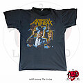 "Anthrax - TShirt or Longsleeve - ©1987 Anthrax - ""Among The Living"" Tour Shirt"