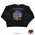 Iron Maiden - TShirt or Longsleeve - 80s Iron Maiden - Powerslave Crewneck