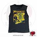 "Megadeth - TShirt or Longsleeve - ©1988 Megadeth - ""Mary Jane"" Cut-Off Shirt"