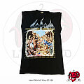 "Sodom - TShirt or Longsleeve - ©1990 Sodom - ""Mortal Way Of Life"" Muscle Shirt"
