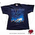 "Iron Maiden - TShirt or Longsleeve - ©2000 Iron Maiden - ""Brave New World"" Tourshirt"