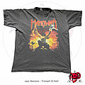 "Manowar - TShirt or Longsleeve - ©1992 Manowar - ""Triumph Of Steel"" Tourshirt"