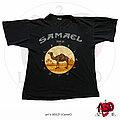 Samael - TShirt or Longsleeve - ©1994 Samael - Camel Tribute Shirt