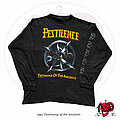 "Pestilence - TShirt or Longsleeve - ©1991 Pestilence - ""Testimony Of The Ancients"" Longsleeve Shirt"