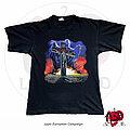 "Slayer - TShirt or Longsleeve - ©1990 Slayer - ""European Campaign"" Tour Shirt"