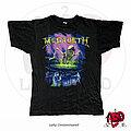 "Megadeth - TShirt or Longsleeve - ©1990 Megadeth - ""Contaminated"" Shirt"
