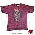 """Asphyx - TShirt or Longsleeve - ©1992 Asphyx - """"Crush The Cenotaph"""" Batik Shirt"""