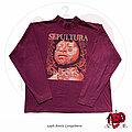 "Sepultura - TShirt or Longsleeve - ©1996 Sepultura - ""Roots, Bloody Roots"" Longsleeve Shirt"