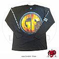 "Gorefest - TShirt or Longsleeve - ©1994 Gorefest - ""Erase"" Longsleeve Shirt"