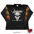 "Venom - TShirt or Longsleeve - ©1996 Venom - ""Black Metal"" Longsleeve Shirt"