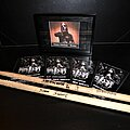 Marduk - Other Collectable - Drumstiks signed by Simon Schilling of Marduk 2020