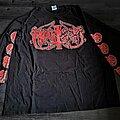 Marduk - TShirt or Longsleeve - Marduk Red Wolf