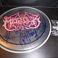 Marduk - Other Collectable - Drumheads signed by each member of MARDUK at the show in paris 2018