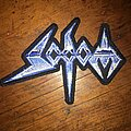 Sodom - Patch - Sodom Embroidered Logo Patch