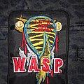 """W.A.S.P. - Patch - W.A.S.P Embroidered """"I F*ck Like A Beast"""" Patch"""