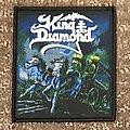 King Diamond - Patch - King Diamond - Abigail patch