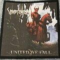 Vindicator - Patch - Vindicator United We Fall patch