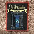 Solitude Aeturnus - Patch - Solitude Aeturnus - Beyond the Crimson Horizon patch