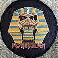 Iron Maiden - Patch - Iron Maiden Powerslave patch