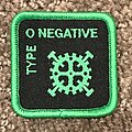 Type O Negative - Patch - Type O Negative - mini patch