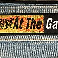 At The Gates - Patch - At The Gates logo mini patch