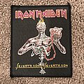Iron Maiden - Patch - Iron Maiden - Seventh Son of a Seventh Son patch