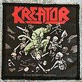 Kreator - Patch - Kreator Pleasure to Kill patch