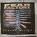 Fear Factory - Patch - Fear Factory Demanufacture patch