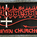 Possessed - Patch - Possessed Seven Churches patch