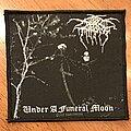 Darkthrone - Patch - Darkthrone Under a Funeral Moon patch