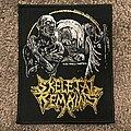 Skeletal Remains - Patch - Skeletal Remains patch