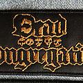 Dead Congregation - Patch - Dead Congregation logo patch