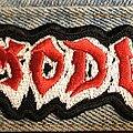 Exodus - Patch - Exodus logo patch