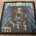 Forbidden - Patch - Forbidden Twist into Form patch