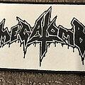 Megatomb - Patch - Megatomb logo patch