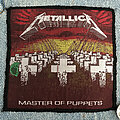Metallica - Patch - Metallica Master of Puppets patch