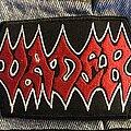 Vader - Patch - Vader logo patch