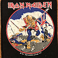 Iron Maiden - Patch - Iron Maiden The Trooper patch