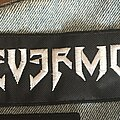 Nevermore - Patch - Nevermore logo patch