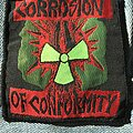 Corrosion Of Conformity - Patch - Corrosion of Conformity logo patch