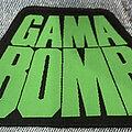Gama Bomb - Patch - Gama Bomb logo patch