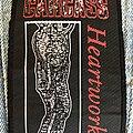 Carcass - Patch - Carcass Heartwork patch