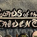 Lords Of The Trident - Patch - Lords of the Trident logo patch