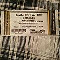 "Deftones - Other Collectable - Deftones ""Invite Only Event Ticket"" Live December 13, 2006"